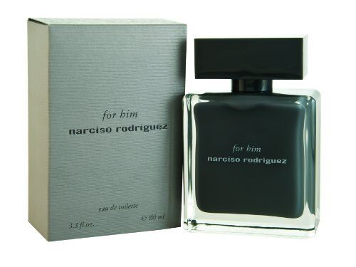 Narciso Rodriguez for Him EDT Cologne for Men 3.3 / 3.4 oz New In Box