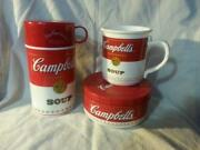 Campbell Soup Bowls