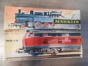 Märklin Katalog 1968