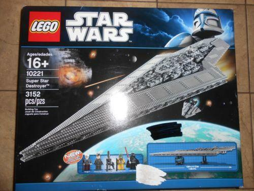 Lego Star Destroyer Ebay