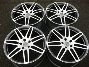 Set of Genuine OEM Audi Q7 21 Inch Forged Rims in showroom cond