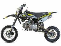 Z3 140 pit bike new