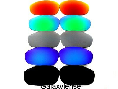 Galaxy Replacement Lenses For Oakley Blender Black&Blue&Titanium&Green&Red 5 PS for sale  Orlando