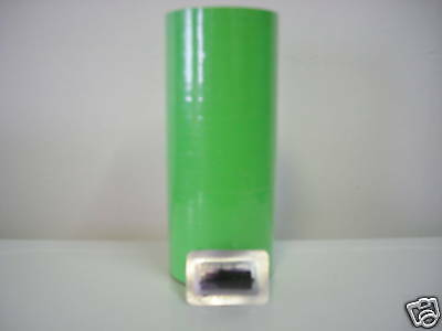 20000 Fl-green Labels For 1131 Monarch 8 Rolls