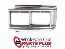 TOYOTA LANDCRUISER LEFT HEADLIGHT SURROUND 87 TO 90 IC-J56489-LS Brisbane South West Preview
