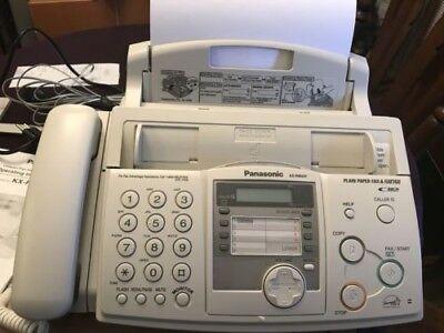 Panasonic Kx-fhd331 Plain Paper Fax Facsimile Machine