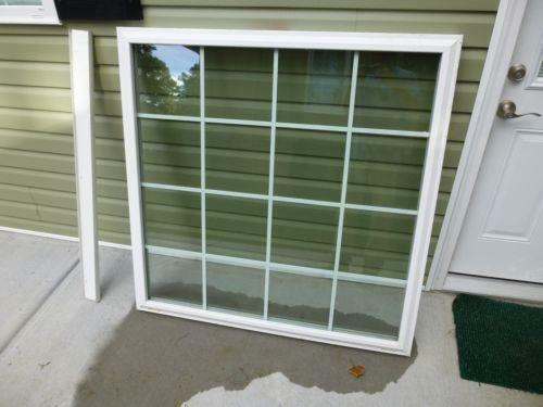 Used vinyl windows ebay for Windows for sale