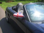 Union Jack Car Mirror Covers