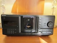Sony Compact Disc Player CDP-CX220