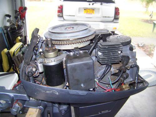 Used yamaha boat motors ebay for New yamaha boat motors