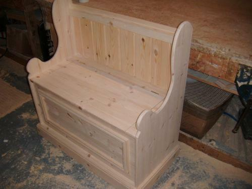 Monks Benches Furniture Ebay