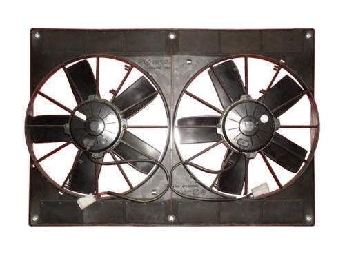 camaro dual fan spal dual fan