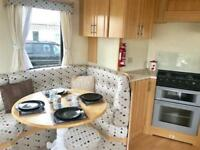 6 Berth Used Cheap Static Caravan North Wales