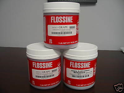 Flossine Gold Medal 3 1 Lb Containers Mix Match