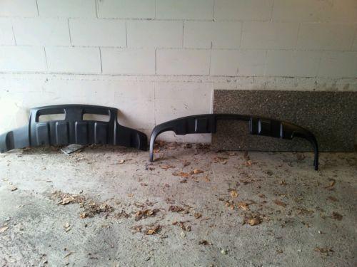 touareg king kong spoiler ebay. Black Bedroom Furniture Sets. Home Design Ideas