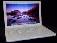 APPLE MACBOOK UNIBODY A1342 INTEL CORE 2 DUO 2.26GHZ 2GB RAM 250GB HDD WIFI WEBCAM OS X