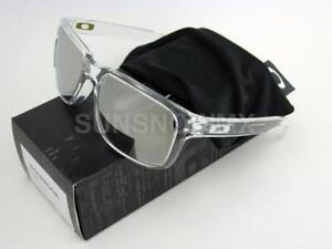 oakley holbrook clear gray