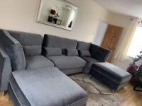 GRAB NOW🤞 NEW U-SHAPE SOFA IN STOCK || FREE DELIVERY🚚 COME FIRST GET FIRST 🤞