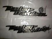 Harley Tank Medallion