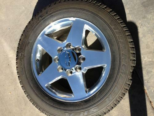 2012 Chevy 2500 Wheels Ebay