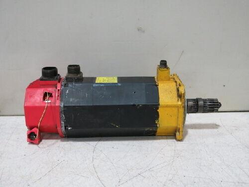 Used Fanuc A06b-0314-b155 Ac Servo Motor, 3-ph, V, Rpm: 2000 ,56, For Part  Bw