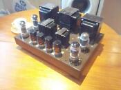 Valve Power Amp