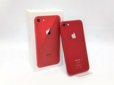 Apple iPhone 8 - 64GB - Product Red (Unlocked) - Superb Condition