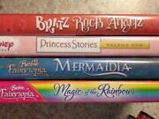 Disney Princess DVD Lot