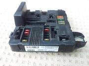 Renault Scenic Fuse Box