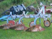 3 Furrow Plough