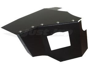 SRI Alloy Cold Airbox Kit - Nissan Silvia & 200SX S14/S15 (Black)