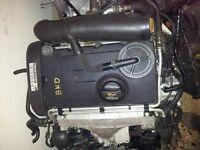 VW sharan 1.9 TDI Diesel engine supplied & fitted