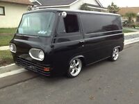 wanted parts for 1966 econoline van