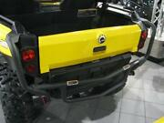 Can Am Commander Rear Bumper