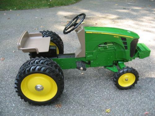 Pedal Tractors - New, Used, Vintage, John Deere, Ford   eBay