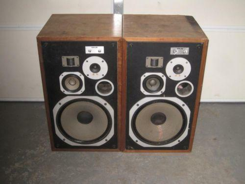 vintage stereo speakers ebay
