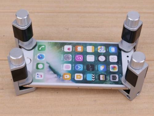 4X Adjustable Fixing Clip Clamp Bracket Tool for iPad LCD  R