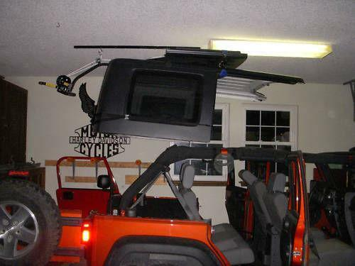 jeep wrangler unlimited hard top ebay. Black Bedroom Furniture Sets. Home Design Ideas