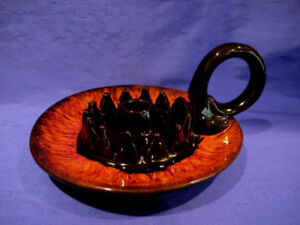 NOW $8***Vintage CANDLE HOLDER Or FUNKY ASHTRAY*STILL AVAIL