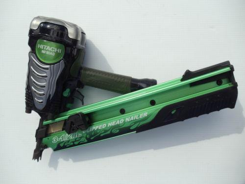 Hitachi Framing Nail Gun Ebay