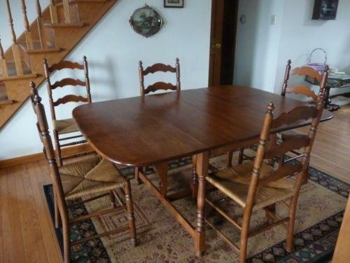 Maple Dining Table Ebay