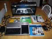 Texas Instruments Home Computer