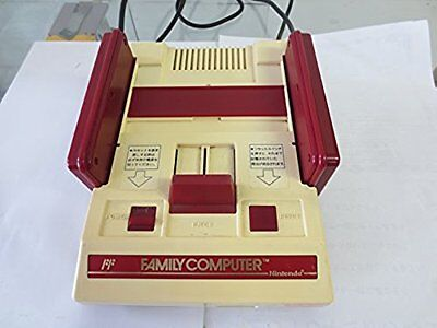 Nintendo Japan Game console Famicom Famicon NES Used Good Condition