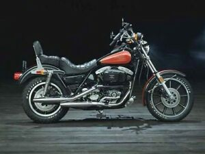 Looking for Harley FXR