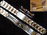 Rolex Gold Bracelet