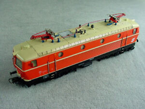 HO model train, Electrical loco type BR 1044.27, new