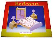 Dolls House Bedroom Set