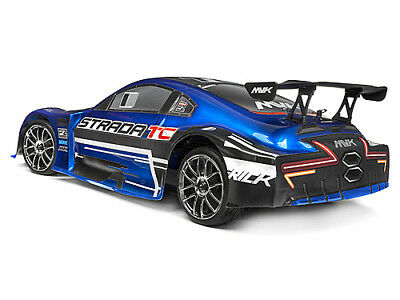 HPI Maverick STRADA TC Ready To Run 1:10 4x4 RC Touring Car inc Bat+Crgr MV12616