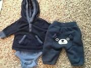 0-3 Month Boy Pants