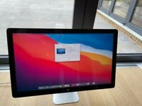 """Apple 27"""" Thunderbolt display (A1407) - Immaculate"""